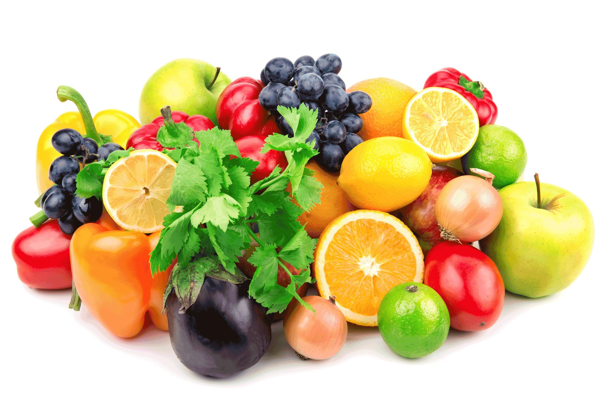 Un consumo regolare di frutta e verdura ha effetti benefici sulle arterie degli arti superiori e inferiori